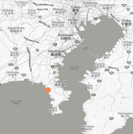 Map-Hayama